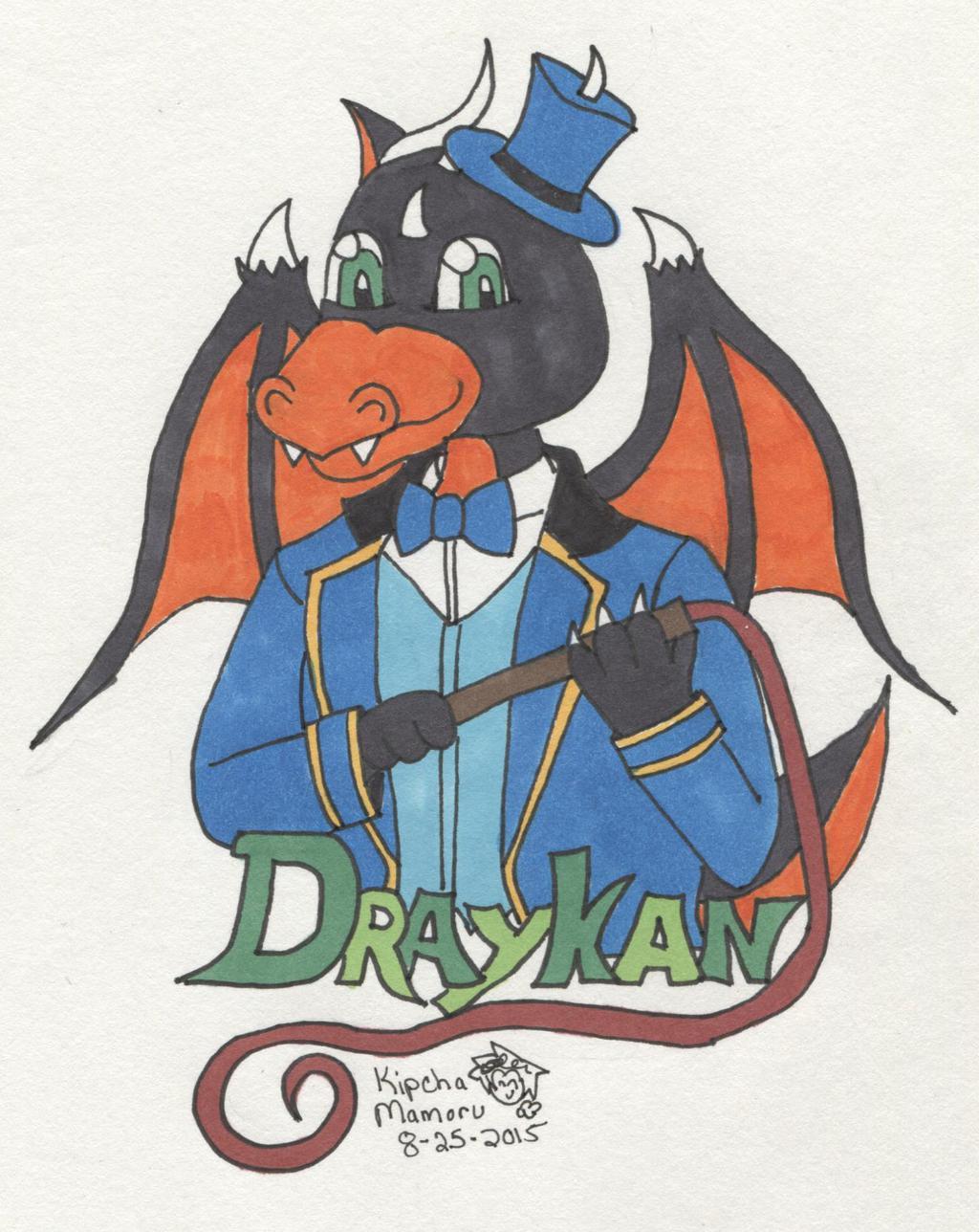 Draykan Badge - 2015