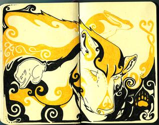 Dreaming the Golden Bear