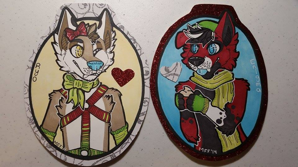 Most recent image: MFF 2014 Badges