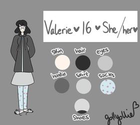 [OC Ref] Valerie