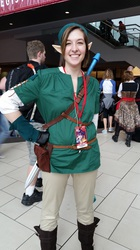 Casually Hums Hyrule Theme Song
