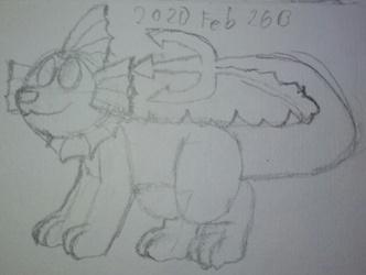 ash sketch