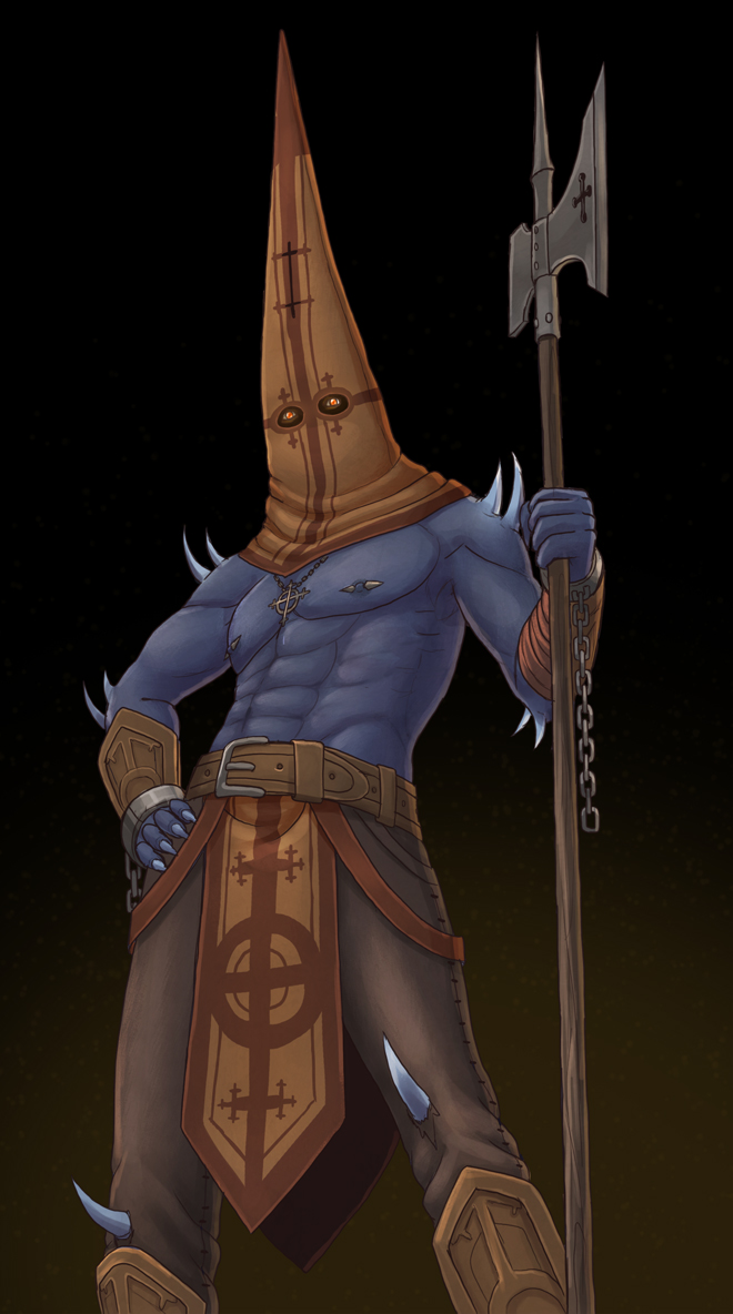 Cleric guard
