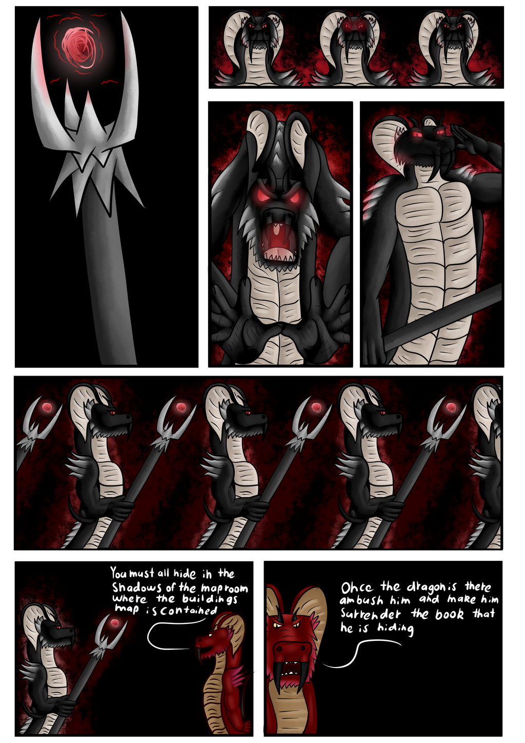 The Cities Secret - Page 21