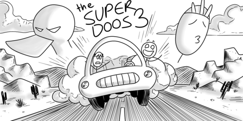 The Super Doos 3 (Short Film)