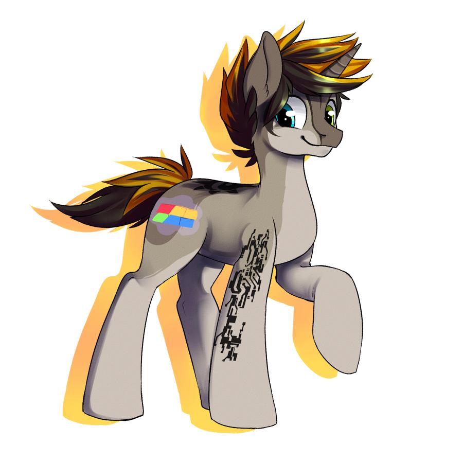 :CM: Oh my ponies 2/2