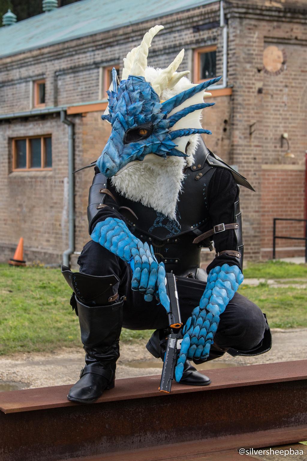 Ironfest Promo 2018: Dangerous Dragon