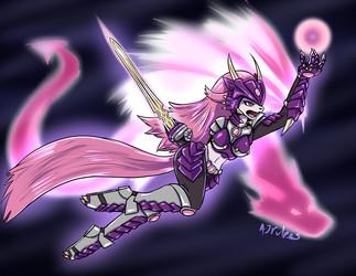 Dragon Knight Jenny
