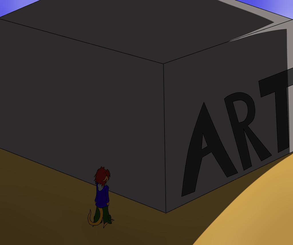 Most recent image: Art block