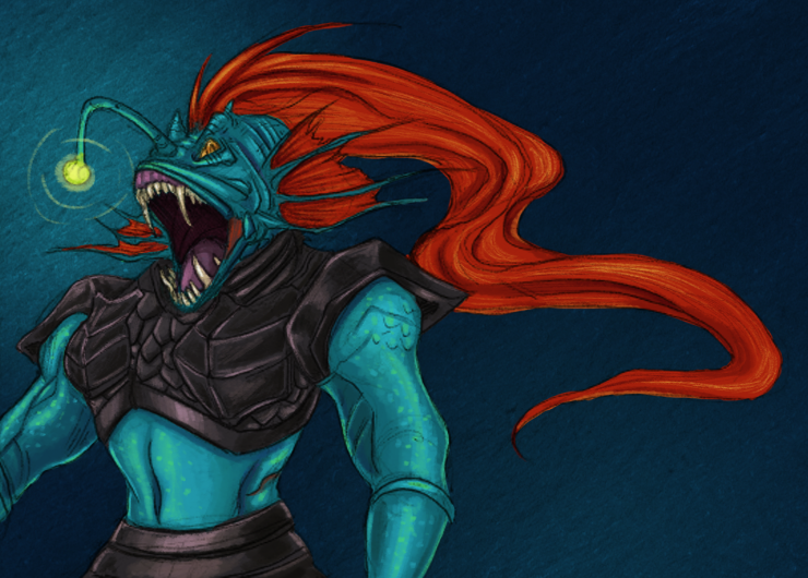 [Collab] Angerfish!