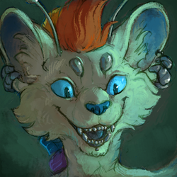 COMMISSION: Rowkey - Big Grin Icon