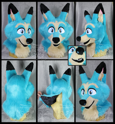 Zeo Fox Fursuit
