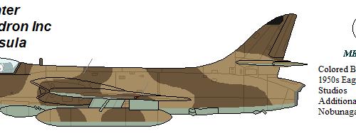 Eagle Squadron Hunter