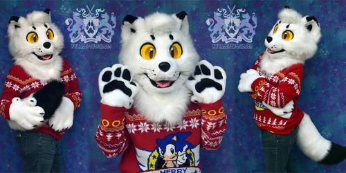 Mallow the Chibi Fox Partial Suit (For Sale)