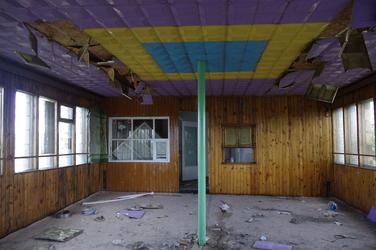 A lost roadhouse near Karaganda 3