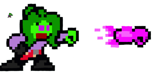 Allie - 8-bit