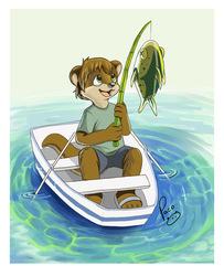Keep fishin'