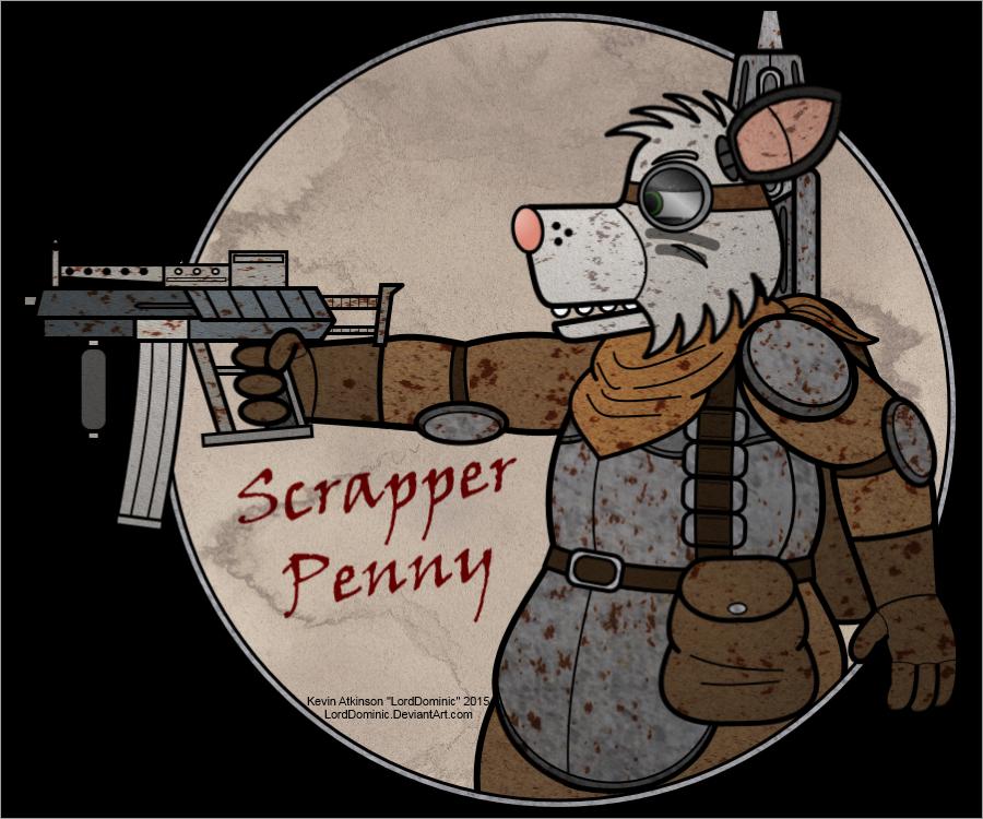 Scrapper Penny (2015)