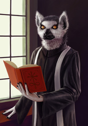 Lemur Priest