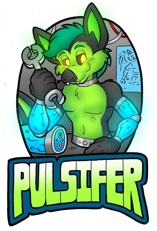 July Conbadge Exchange - Pulsifer