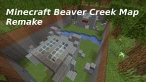 Minecraft Beaver Creek Map Remake Video