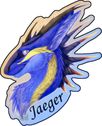Personal - Jaeger's Feral Badge
