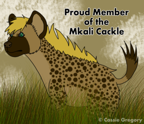 Proud Member of the Mkali Redrawn