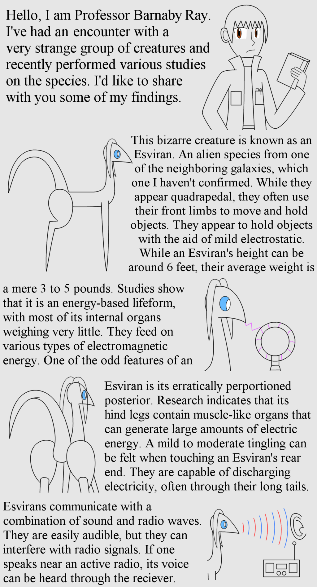 Esviran Research Page 1