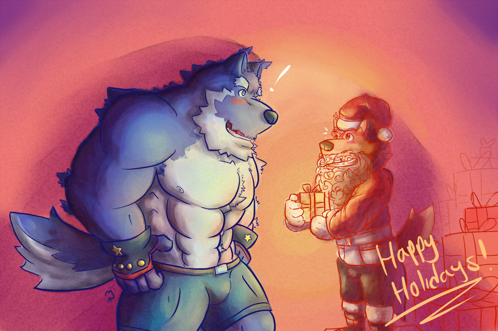 Most recent image: happy holidays. by kemomackels