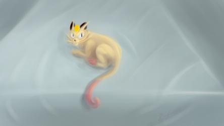Shiny Meowth