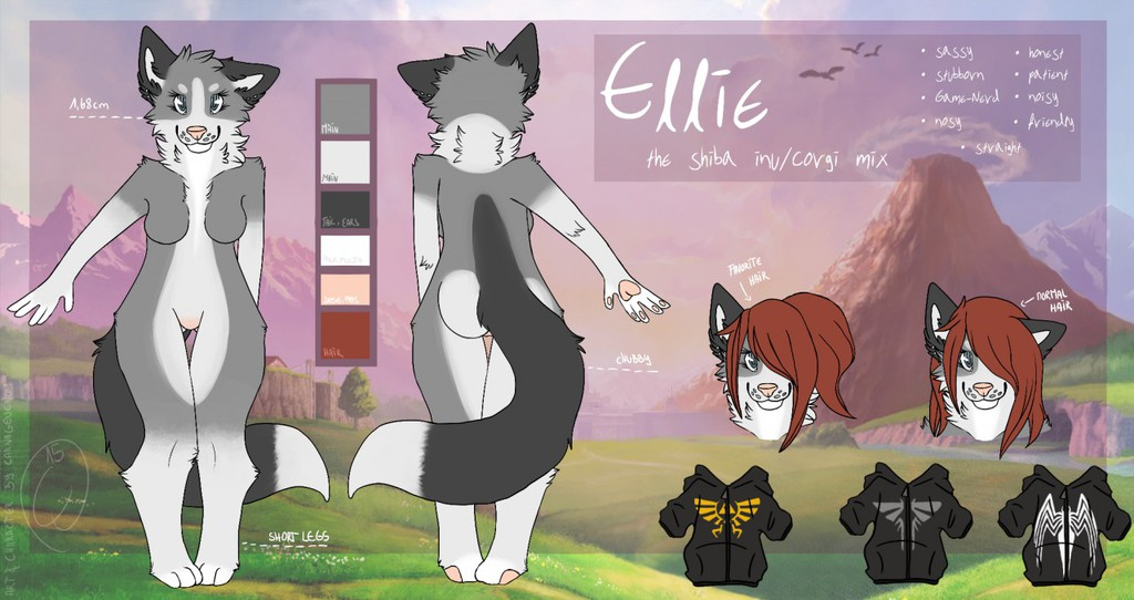 Ellie Reference Sheet 2015