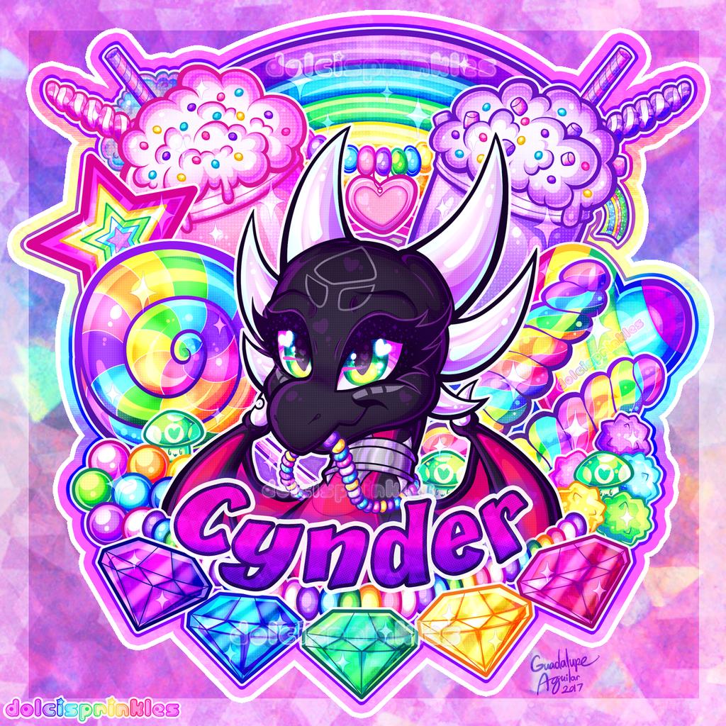 COM: Rainbow Cynder Sweets