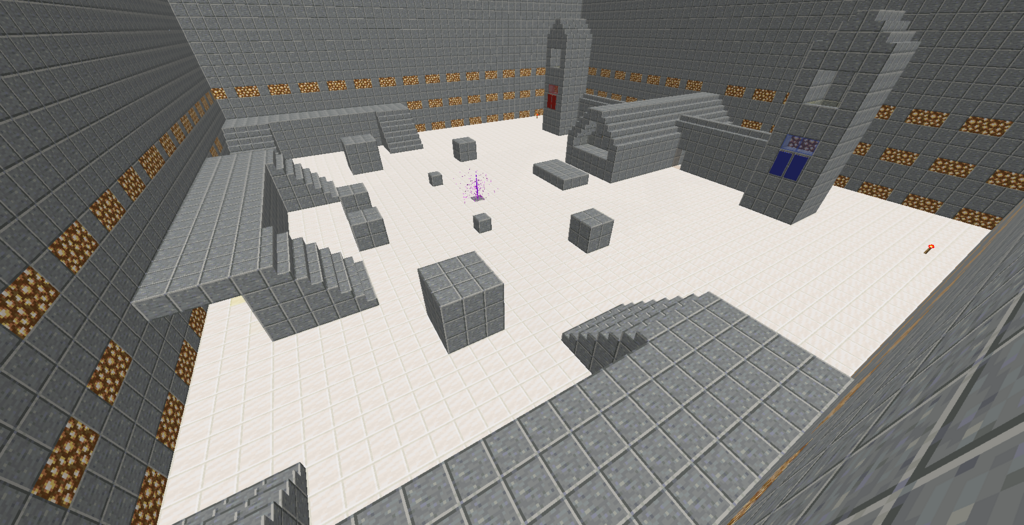 Watch Towers Minecraft Map