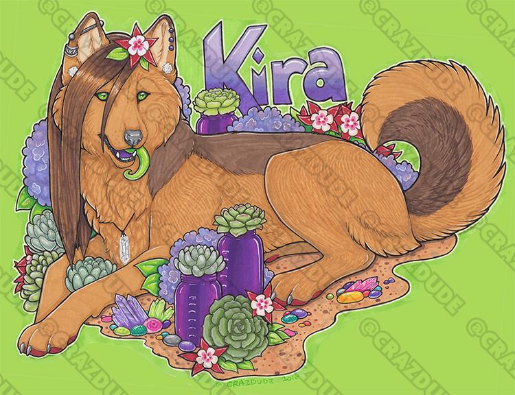 Kira Mini-mjc Full-page badge