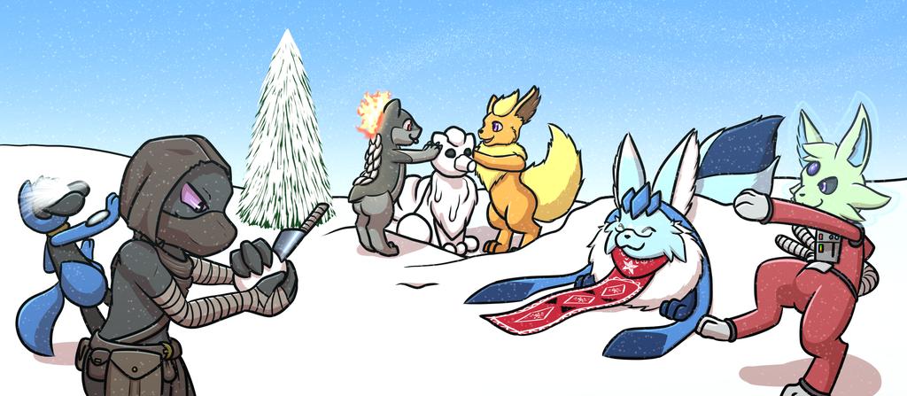 Most recent image: SnowPokés
