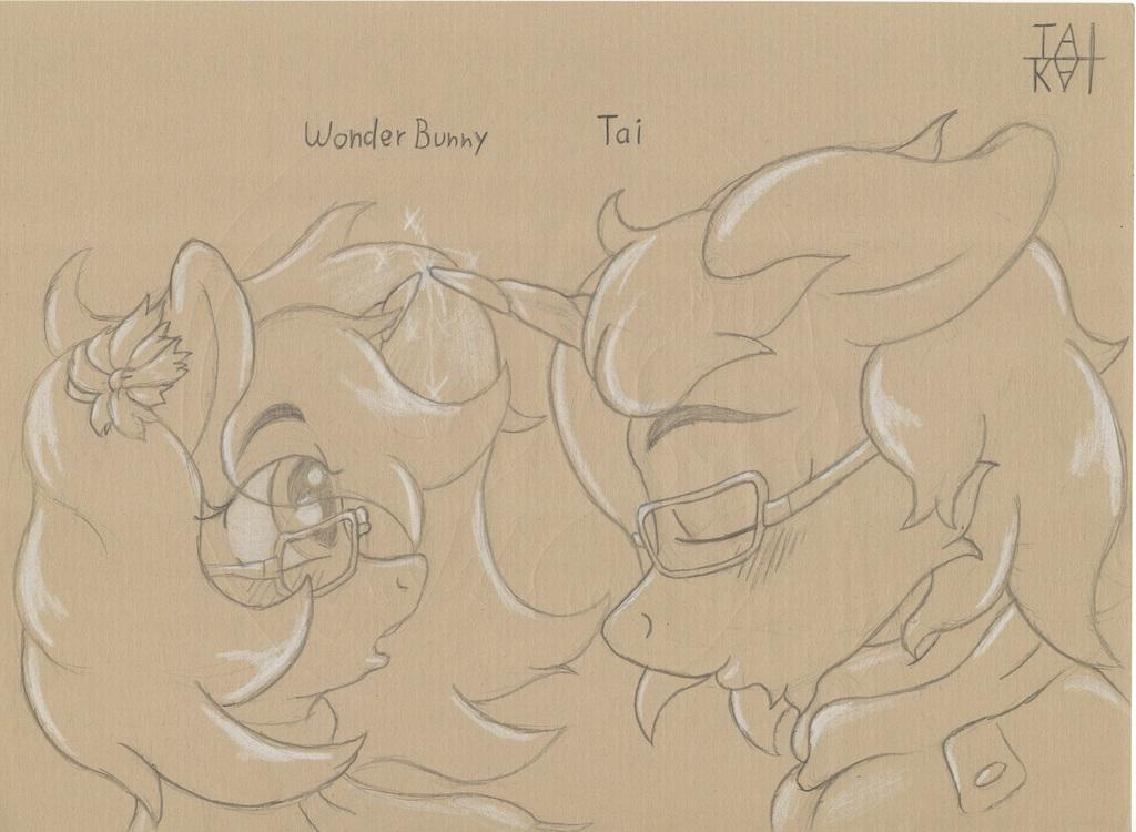 Wond3rbunny and Tai