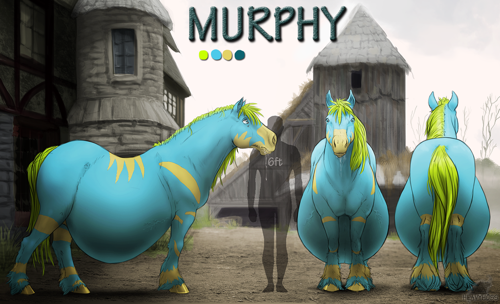 Murphy (UNOFFICIAL Ref Sheet)