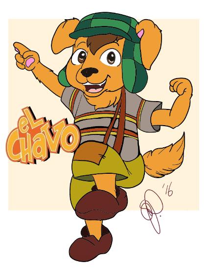 El Chavo Badge 2.0 (July 2016)