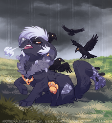 Melodramatic YCH Solo Example