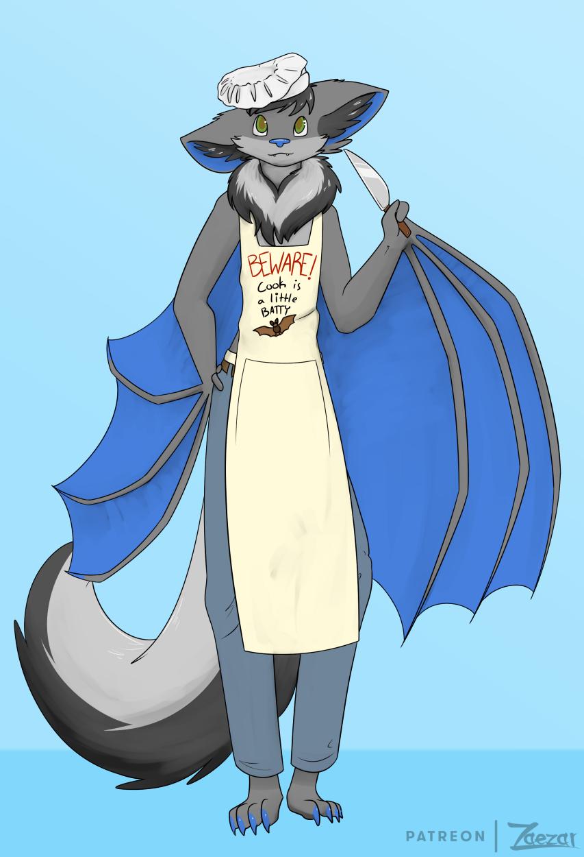 [Patreon] Chef Gunny