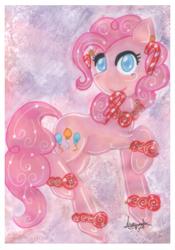 Christmas Themed Pinkie Pie
