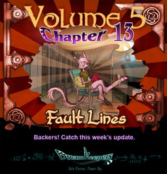 Volume 5 page 44 Update Announcement