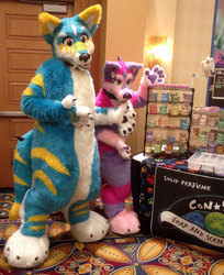Cave Dogs at Con*Tact