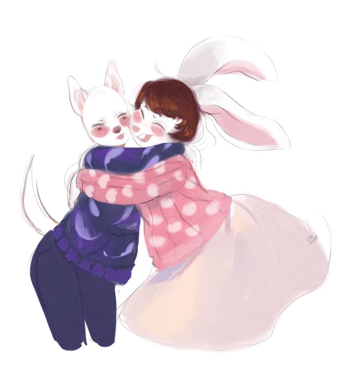 [COMM] Sweet Friendship