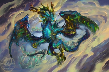 Irmoloros the dream dragon