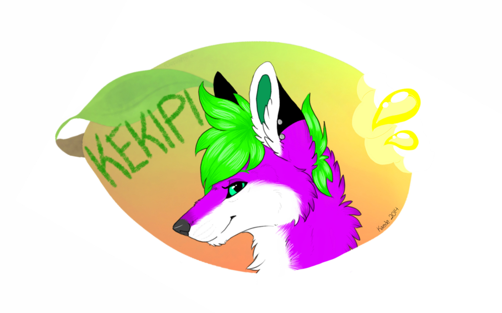 Kekipi Chaotic (Fruit) Headshot Badge
