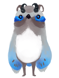 Custom Taum: bluenire