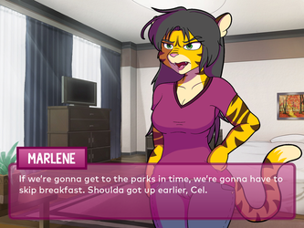Fake Screenshot from Marlene VN
