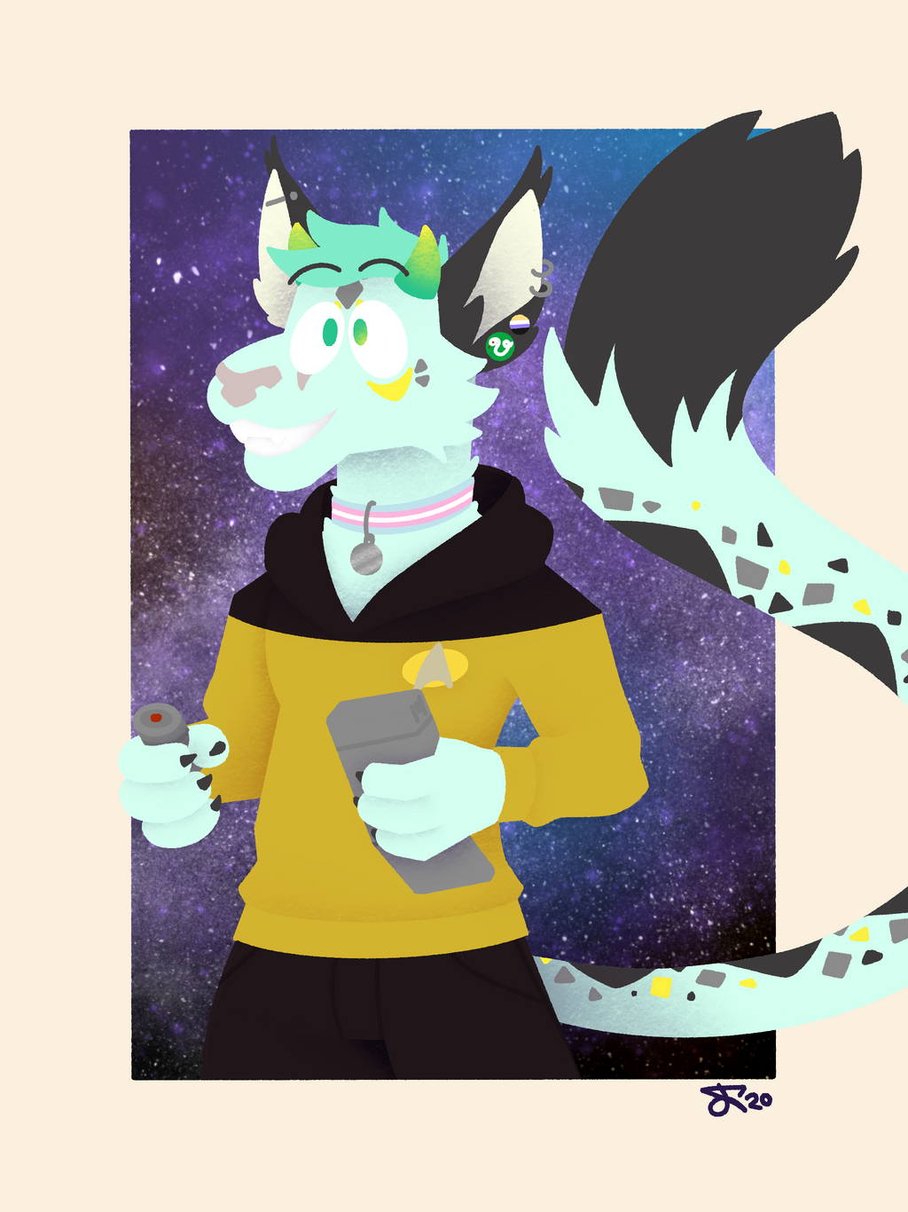Art Fight 2020 — Frost