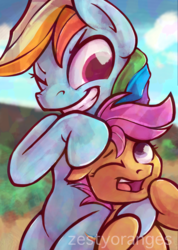 Dash n Scoots Trading Card